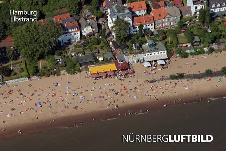 Hamburg, Elbstrand