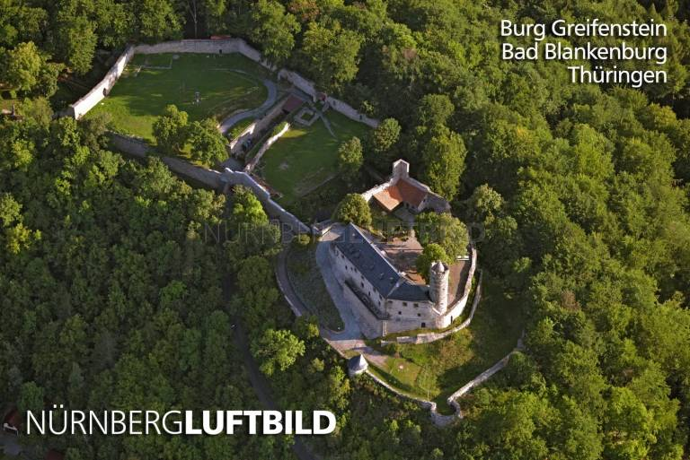 Th ringen for Burg greifenstein bad blankenburg