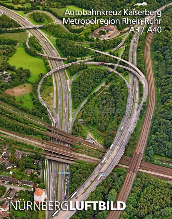 Autobahnkreuz Feuchtwangen