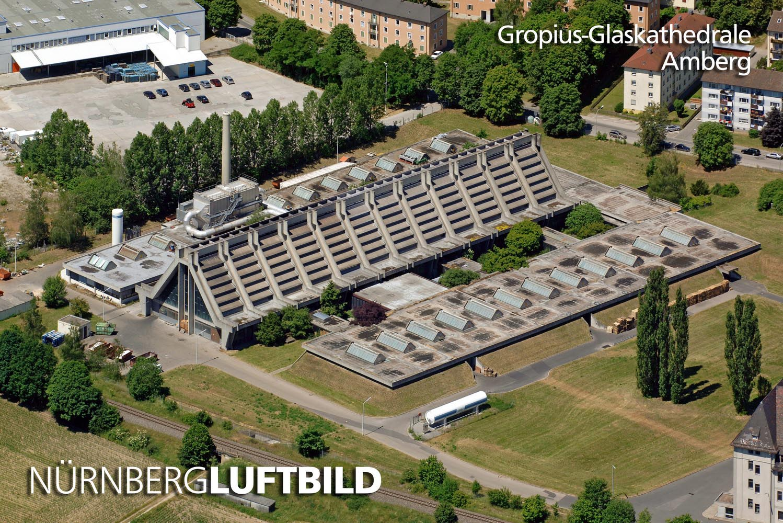 Rosenthal gropius glaskathedrale amberg - Architekt amberg ...