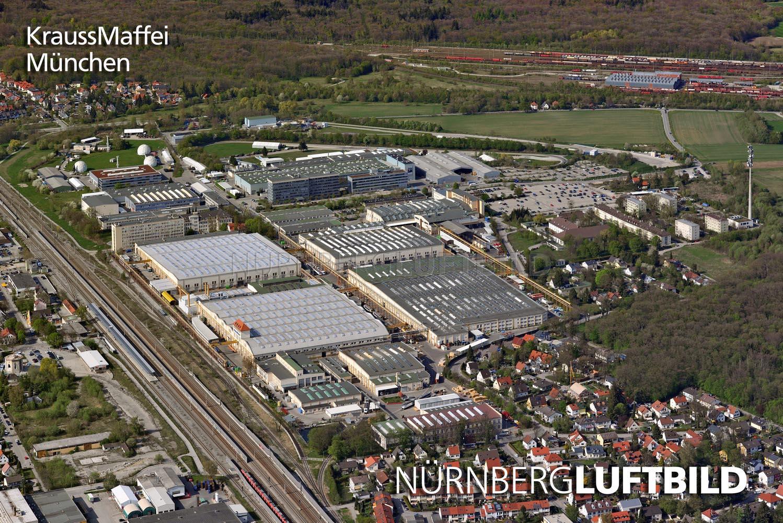 Wolfsburg Und Volkswagenwerk Luftbild