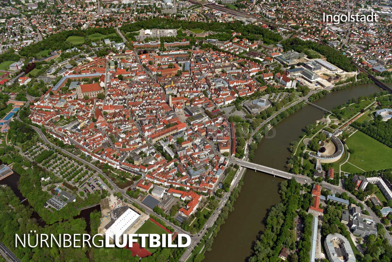 Ingolstadt Luftaufnahme