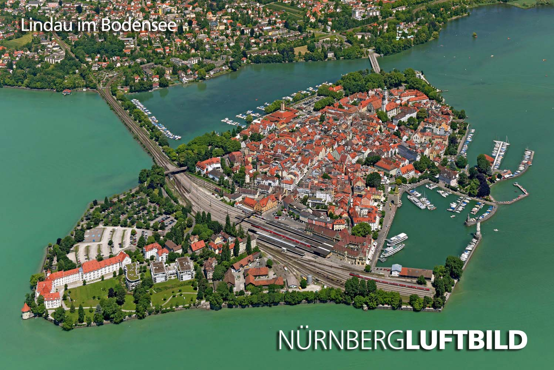 Lindau Am Bodensee Luftbild