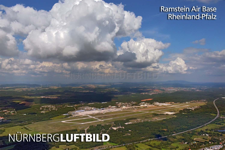 Ramstein Air Base, Luftaufnahme