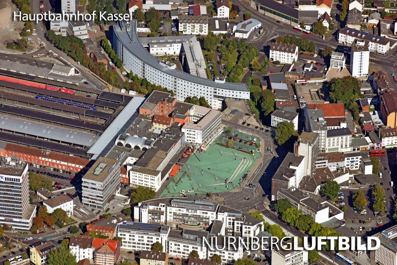 Kassel Luftaufnahme