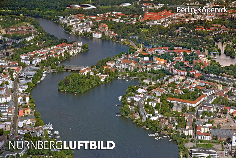 Berlin K Penick Luftaufnahme